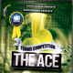The Ace Tennis Competition Fyer - GraphicRiver Item for Sale