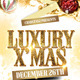 Luxury X'mas Flyer Template - GraphicRiver Item for Sale