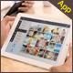 Tablet App. Deepfic - Admin Panel - GraphicRiver Item for Sale