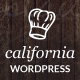 California - Restaurant Hotel Bar WordPress Theme - ThemeForest Item for Sale
