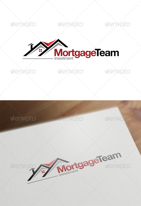 GraphicRiver Real Estate Logo Design 6109349