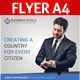 Global Business Flyer & Ad Template - GraphicRiver Item for Sale