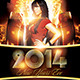 2014 New Years Eve Flyer - GraphicRiver Item for Sale