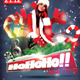 HoHoHo Xmas Party Flyer Template - GraphicRiver Item for Sale