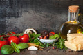Italian Food Background - PhotoDune Item for Sale