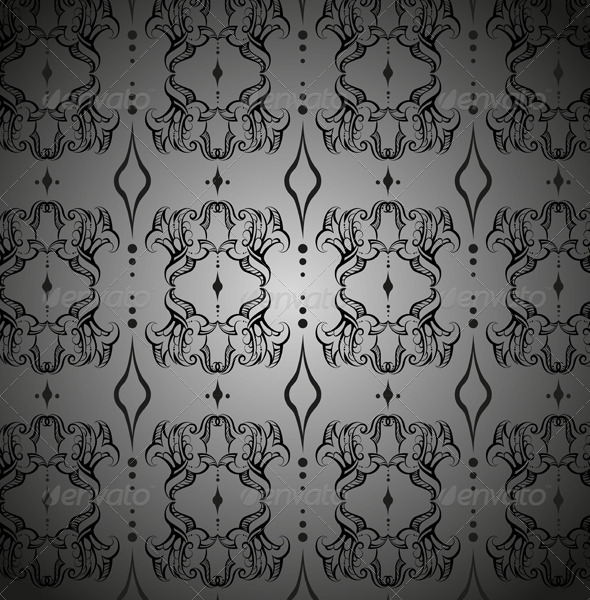 GraphicRiver Seamless Wallpaper Pattern 6116915