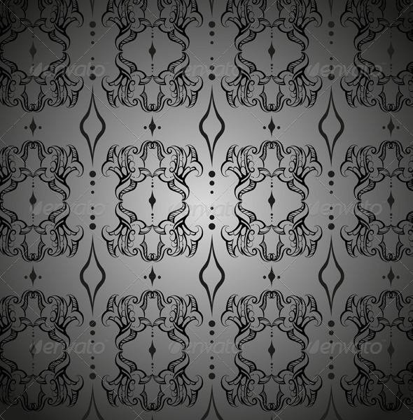 GraphicRiver Seamless Wallpaper Pattern 6116915