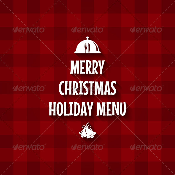 GraphicRiver Christmas Menu Design 6117573