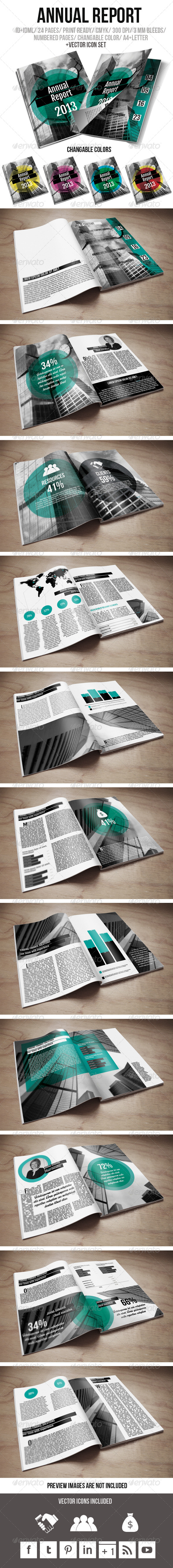 GraphicRiver Annual Report Brochure 6119288