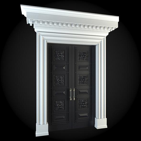 3DOcean Door 004 6119767