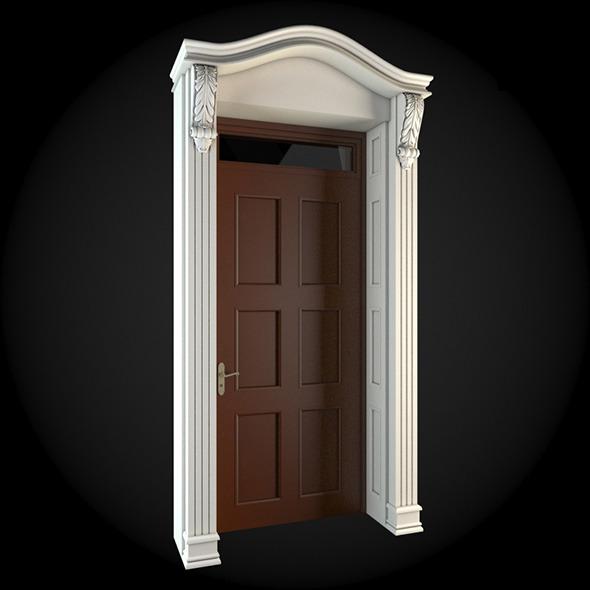 3DOcean Door 020 6120366
