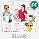 Health & Beauty Flyer / Magazine Ads - GraphicRiver Item for Sale