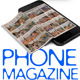 Phone Magazine Mock Up - GraphicRiver Item for Sale