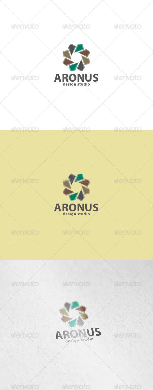 GraphicRiver Aronus Logo 6123374