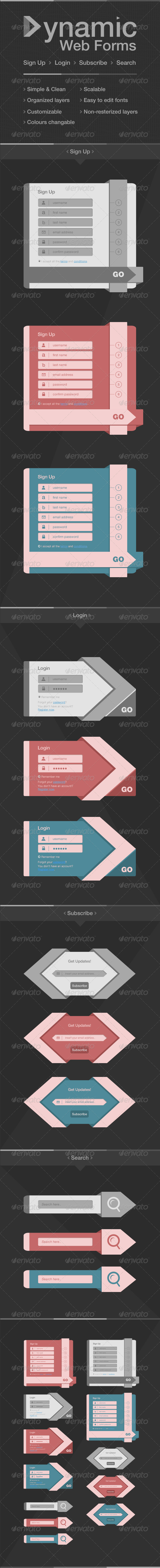 GraphicRiver Dynamic Web Forms 6124001