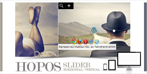 Hopos Slider - Responsive Wordpress Plugin - CodeCanyon Item for Sale