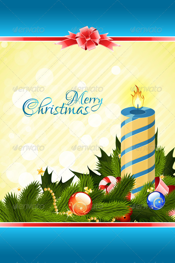 Merry Christmas Greeting Card - Christmas Seasons/Holidays