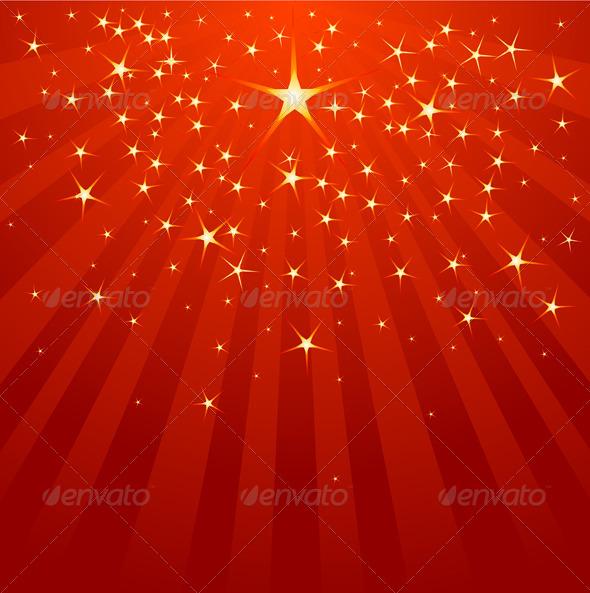 GraphicRiver Christmas Shooting Star 6127758