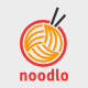 Noodlo Logo  - GraphicRiver Item for Sale