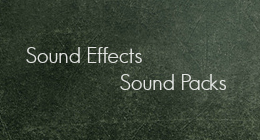 Sound Effects & Sound Packs