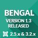 Bengal - Responsive Corporate Joomla Template - ThemeForest Item for Sale