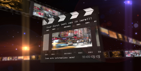 VideoHive After Effects Project - Frame by frame 639768