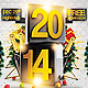 NYE 2014 & Christmas Flyer - GraphicRiver Item for Sale