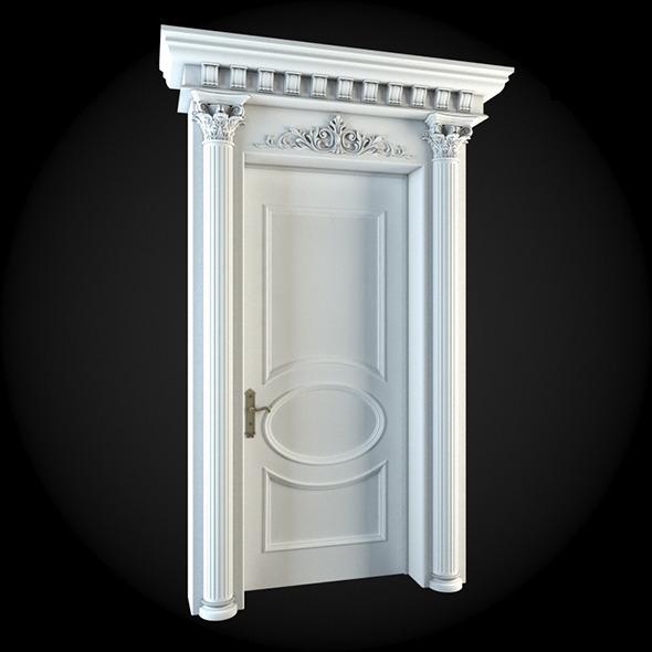 3DOcean Door 035 6133230
