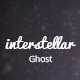 Interstellar - Ghost Theme - ThemeForest Item for Sale