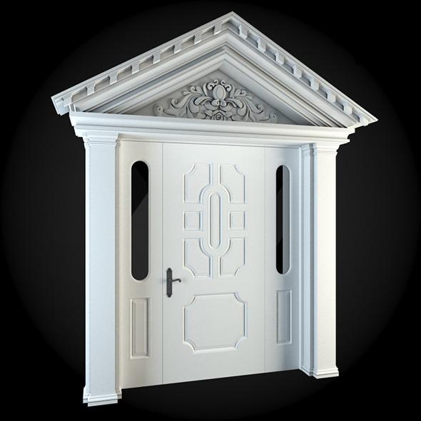 3DOcean Door 042 6133844