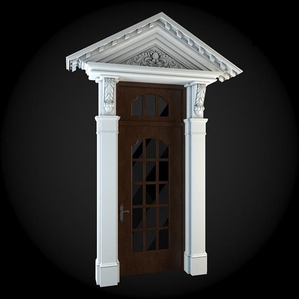 3DOcean Door 047 6134085