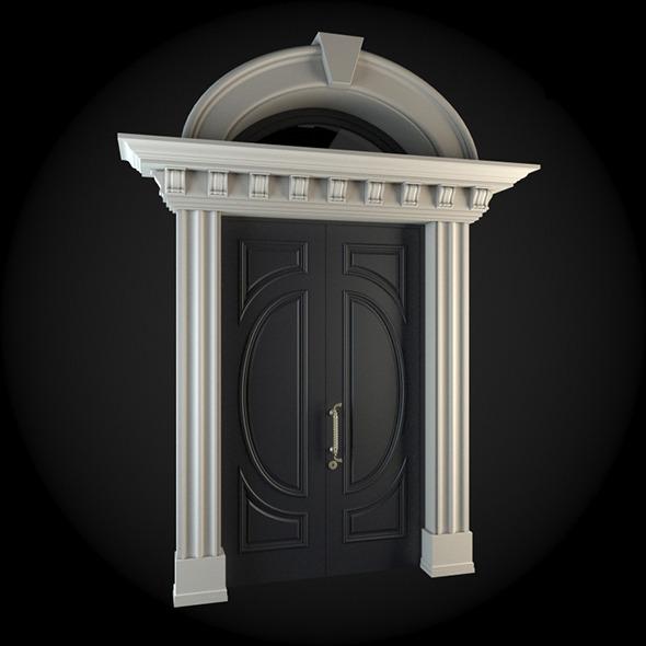 3DOcean Door 049 6134110