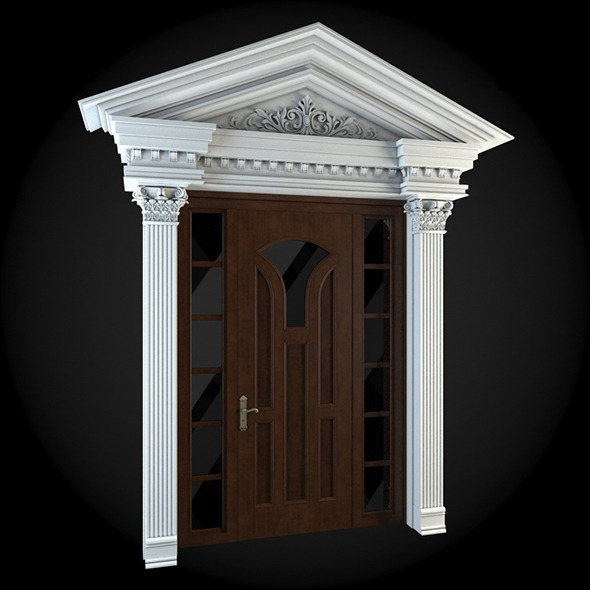 3DOcean Door 050 6134338