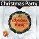 Flyer Christmas Party 2 - GraphicRiver Item for Sale