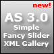 Simple XML Slideshow - ActiveDen Item for Sale