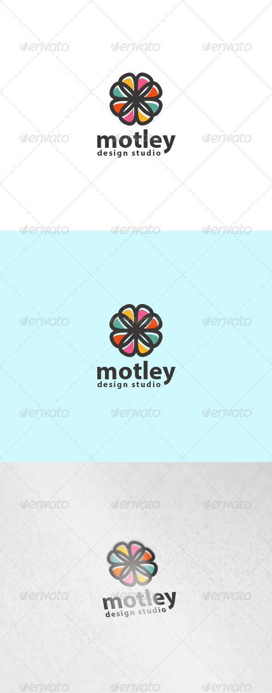 GraphicRiver Motley Logo 6136171