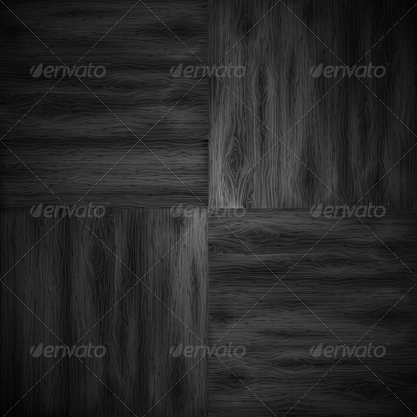 GraphicRiver Illustrated Wood Parquet Texture 6137488