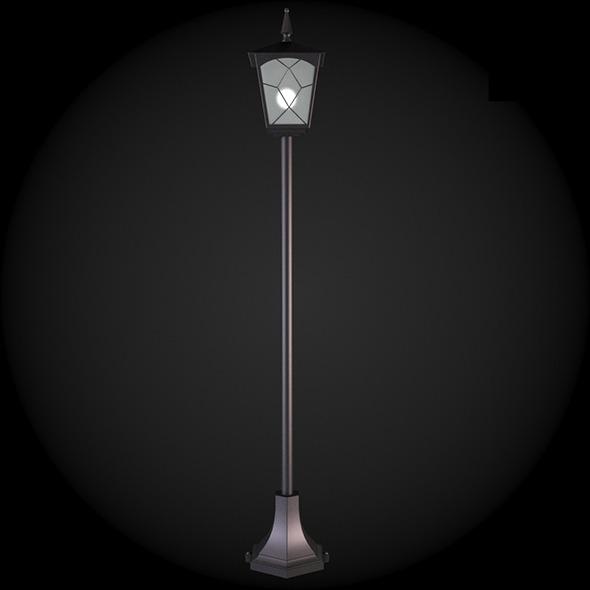 3DOcean 005 Street Light 6137745
