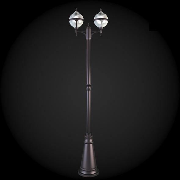 3DOcean 009 Street Light 6137783