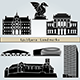 Ljubljana Landmarks and Monuments - GraphicRiver Item for Sale