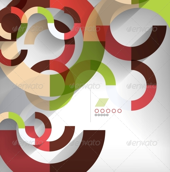 GraphicRiver Geometric Shapes Abstract Background 6138285