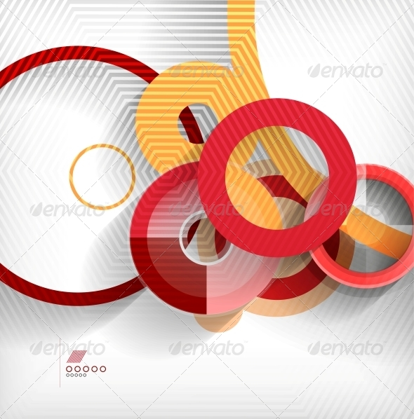 GraphicRiver Geometric Shapes Abstract Background 6138311