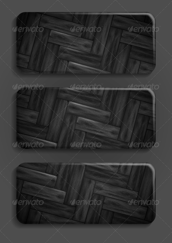 GraphicRiver Wooden Texture Banner 6138342