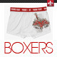 Men's Boxers Mock-up - GraphicRiver Item for Sale