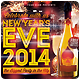 New Year's Eve Poster Template - GraphicRiver Item for Sale