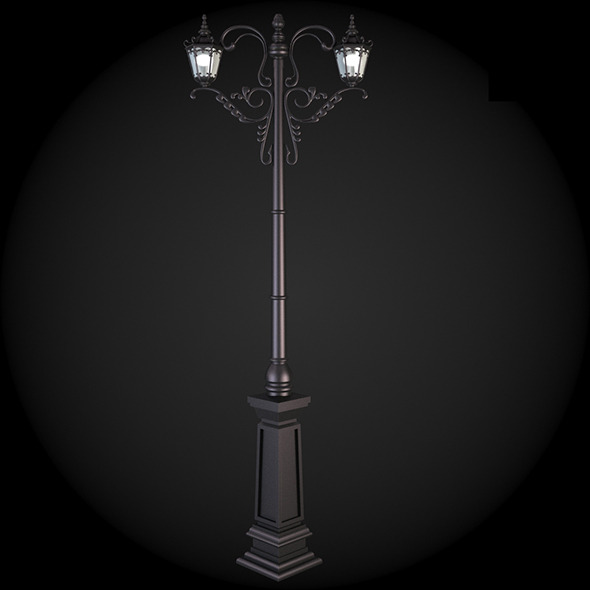 3DOcean 029 Street Light 6139286