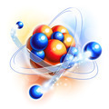 Molecule, atoms and particles - PhotoDune Item for Sale