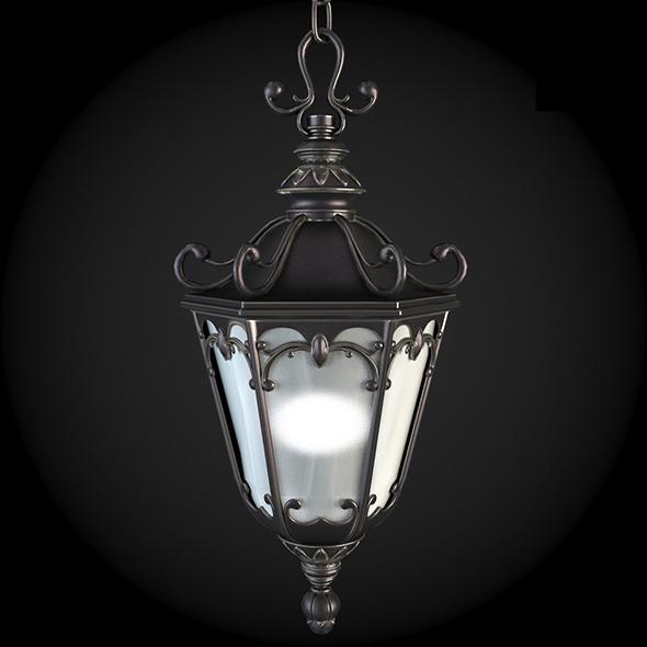 3DOcean 030 Street Light 6139317
