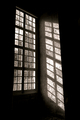 Sunlight through an Old Antique Window with Shadow - PhotoDune Item for Sale