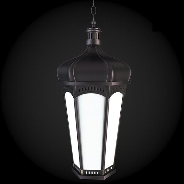 3DOcean 035 Street Light 6140230